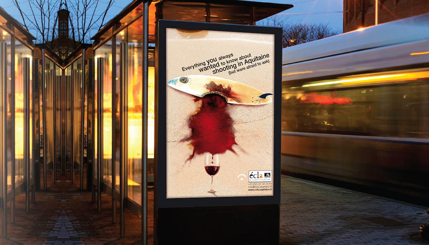 Branding, Affiche, Flyer, print, idée, marque, communication, conseil, consultation, photographie, Illustration, stéphane Haumont, écla, Aquitiane
